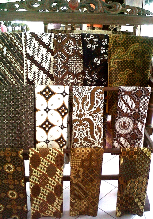 Beberapa Batik Jogja